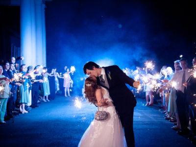 Raspberry Plain, Leesburg Wedding - Brandon & Julie