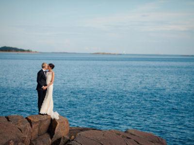 Hanko, Finland Wedding: Sara & Nico