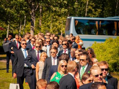 Pyhtää, Finland Wedding: Malin + Edward