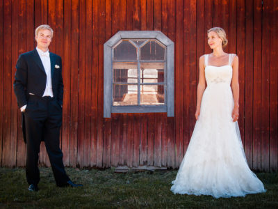 Pyhtää, Finland Wedding: Malin + Edward