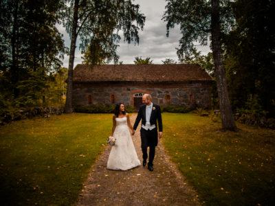 Katinen Manor Wedding, Hämeenlinna: Shalome + Hannes