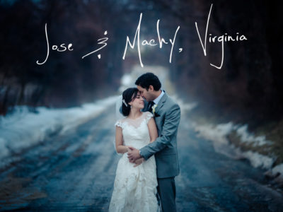 Rosemont Historic Manor Wedding: Machy & Jose