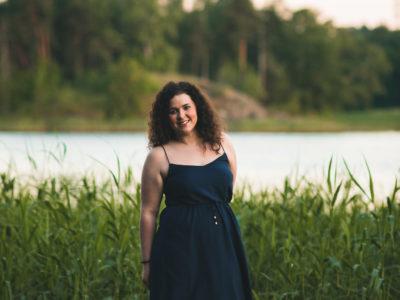 Graduation Pictures: Anneli in Helsinki