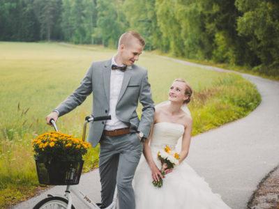 Östersundom ja Stansvikin kartano häät: Sofia + Markus