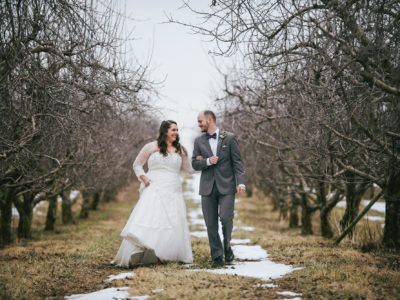 Rosemont Manor, VA Wedding: Nicole + Greg