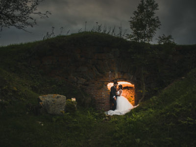 Suomenlinna: Helsinki's most epic wedding photography spot