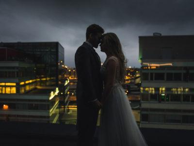 Vanha Kirkko + Kaapelitehdas Wedding: Jenni & Josa