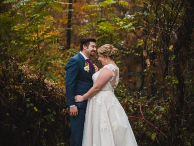 Harvest House Wedding, Leesburg Virginia: Kelsey & Nick