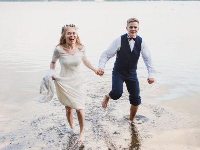 Villa Järvelä Lieto Wedding: Johanna & Miika
