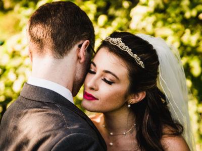Wollam Gardens Wedding: Kayla & Frank