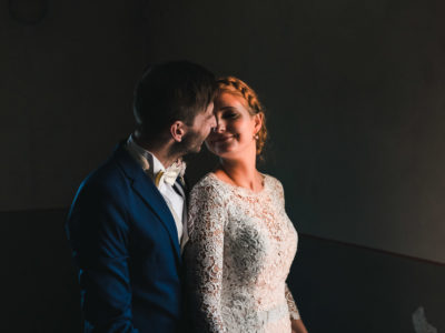 Suomenlinna Pirunkirkko Wedding: Marika & Kimmo