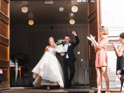 Vanha Viilatehdas, Vantaa Wedding: Heidi & Teemu